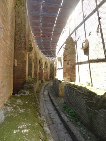 Capua tunnel